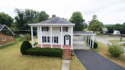 Smithland, Tiline Single Family Home For Sale: 203 Court St