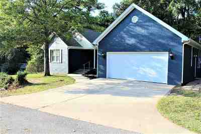 Murray, New Concord, Grand Rivers, Benton, Gilbertsville Single Family Home Contract Recd - See Rmrks: 46 Baker