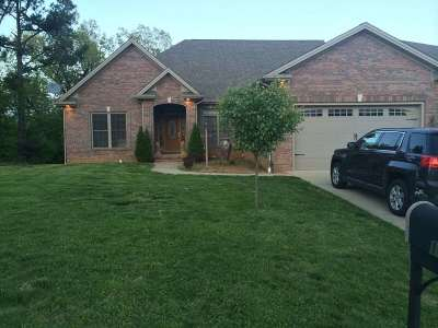 Paducah Single Family Home For Sale: 160 Cascade Dr