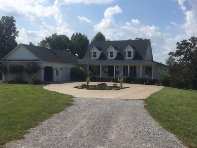 Benton Single Family Home Contract Recd - See Rmrks: 115 Craig Rd