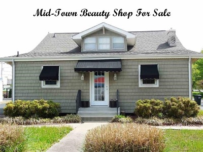 McCracken County Commercial For Sale: 608 S 27th Street