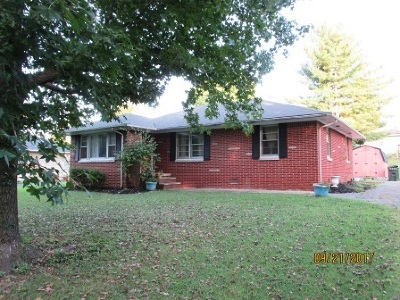 Calvert City Single Family Home For Sale: 685 Cedar St