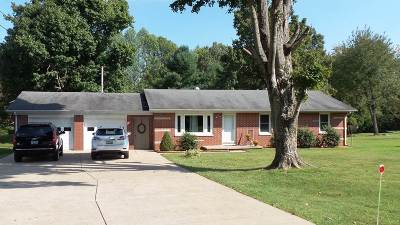 Paducah KY Single Family Home For Sale: $119,000