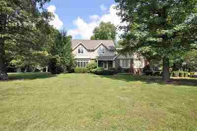 Benton Single Family Home Contract Recd - See Rmrks: 801 Oakwood Ave
