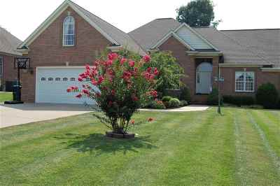 McCracken County Condo/Townhouse For Sale: 1309 Pillar Chase