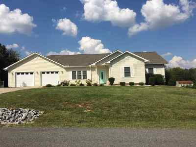 Calvert City Single Family Home For Sale: 138 Martha Williams Lane