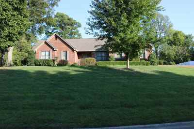 McCracken County Single Family Home For Sale: 4300 Summer Hill Court