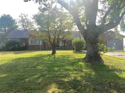 Eddyville Single Family Home For Sale: 874 Hwy 1272