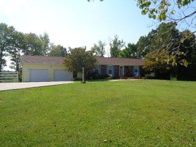 Benton Single Family Home For Sale: 80 Barnes Lane