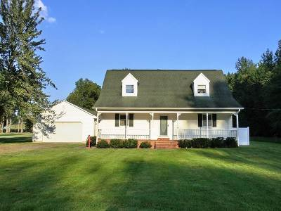 Calvert City Single Family Home Back on Market: 7525 Industrial Pkwy