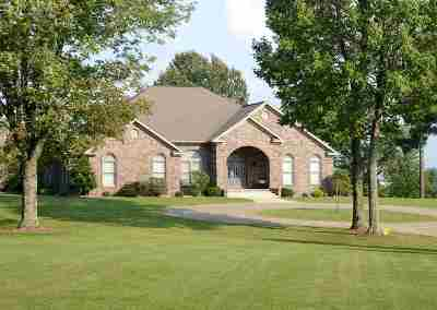 Mayfield Single Family Home For Sale: 200 Long Drive