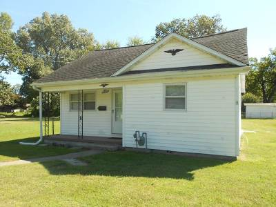 Paducah Single Family Home For Sale: 820 Leiberman
