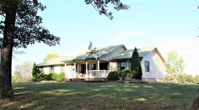 Single Family Home Sold: 1484 Adams Mill Road