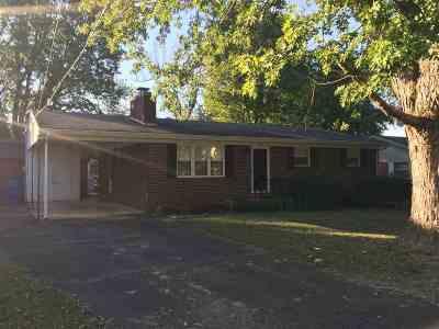 Caldwell County Single Family Home For Sale: 309 Cardinal Lane