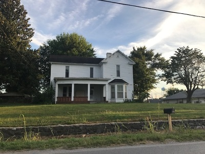Fredonia Single Family Home Contract Recd - See Rmrks: 20451 Marion Road