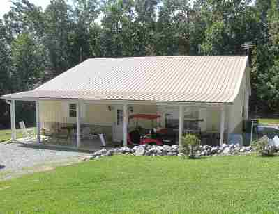 Gilbertsville KY Single Family Home For Sale: $143,000