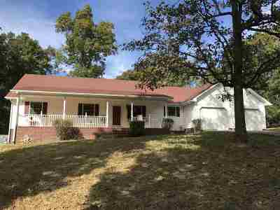 Benton Single Family Home Contract Recd - See Rmrks: 233 Lauderdale Avenue