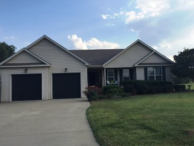 Paducah KY Single Family Home For Sale: $252,000