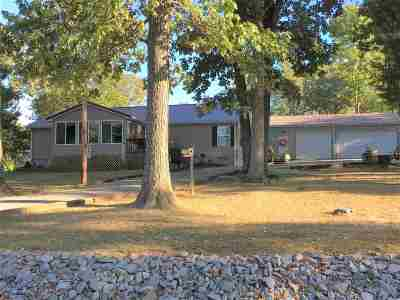 Trigg County Manufactured Home For Sale: 46 Nancy Avenue
