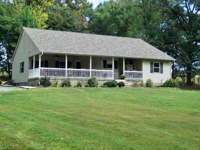 Calvert City Single Family Home Contract Recd - See Rmrks: 7515 Industrial Pkwy