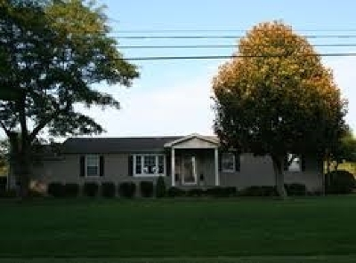 Smithland, Tiline Single Family Home For Sale: 946 Us Highway 60 West