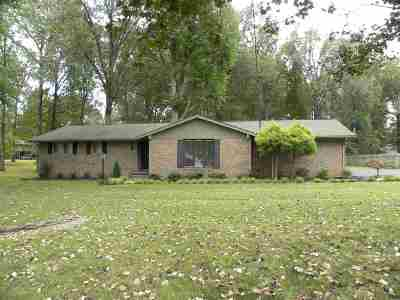 Paducah Single Family Home For Sale: 630 Berger Road