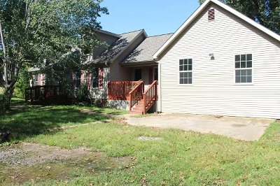 Calloway County Single Family Home For Sale: 1210 Wadesboro Rd
