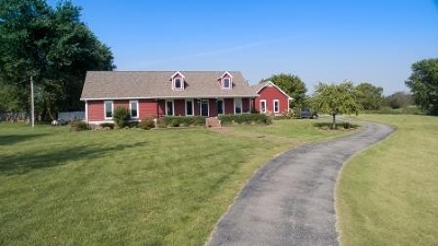 Hopkinsville Single Family Home For Sale: 3545 Quisenberry Ln