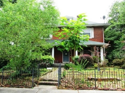 Paducah Single Family Home For Sale: 217 Fountain Ave