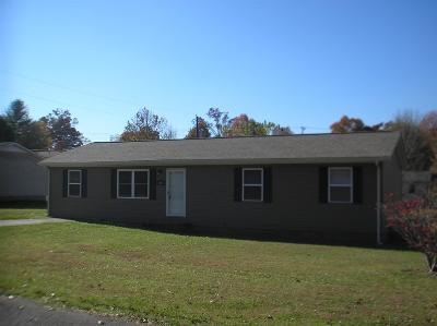 Benton Single Family Home For Sale: 1002 Red Fox Court