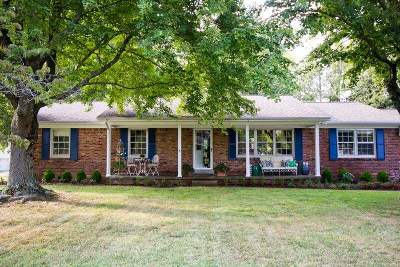 McCracken County Single Family Home For Sale: 4315 Kimberly Court