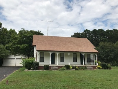 Calloway County Single Family Home For Sale: 10460 State Route 121 South