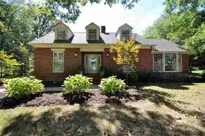 Murray Single Family Home For Sale: 1537 Wiswell Road West