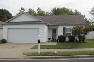 Paducah Single Family Home For Sale: 2321 West Park Drive