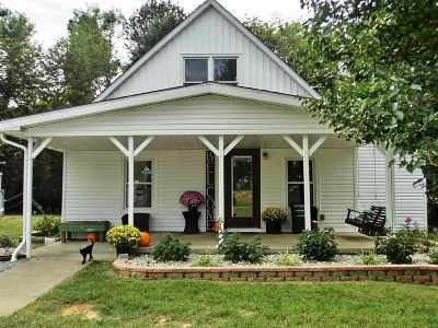 Benton Single Family Home Contract Recd - See Rmrks: 98 Kells Rd