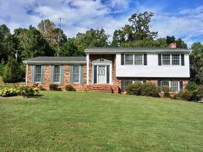 Benton Single Family Home For Sale: 7563 Us Hwy 68 E
