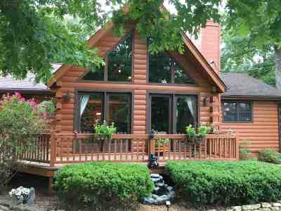 Single Family Home Contract Recd - See Rmrks: 540 Cambridge Shores Dr.