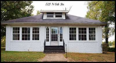 Mayfield Single Family Home For Sale: 521 N 6th Str