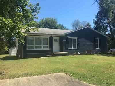 McCracken County Single Family Home For Sale: 3022 Mississippi St