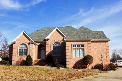 Paducah Single Family Home Contract Recd - See Rmrks: 125 Oak Ridge Cove