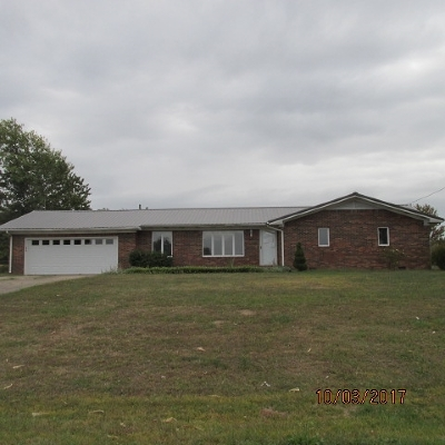 McCracken County Single Family Home For Sale: 7410 Crawford Lake Rd.