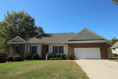 McCracken County Single Family Home For Sale: 3365 Tori Trail