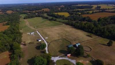 Paducah Farm For Sale: 8350 Old Lovelaceville Rd.