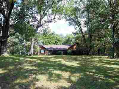Benton Single Family Home For Sale: 878 Warnick Road