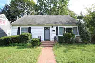 McCracken County Single Family Home For Sale: 2826 Kentucky Ave