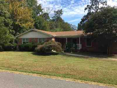 Paducah Single Family Home Contract Recd - See Rmrks: 1530 South Friendship
