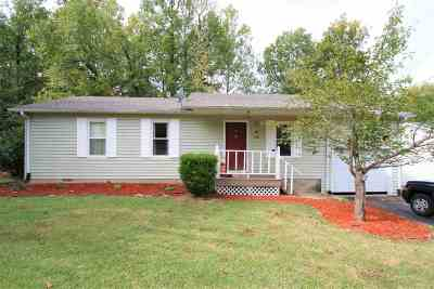 McCracken County Single Family Home For Sale: 515 Leeds