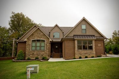 McCracken County Single Family Home For Sale: 180 Wildcat Trace