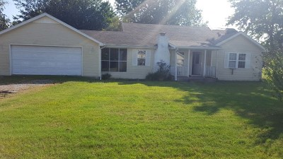 McCracken County Single Family Home For Sale: 2145 Spann Lane