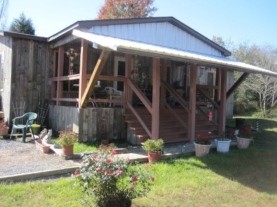 Calloway County Manufactured Home For Sale: 1607 Brandon Road